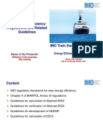 M2 Energy Efficiency Regulations - IMO TTT Course Presentation Final1