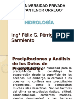 Analisis de Los Datos de Precipitaciones