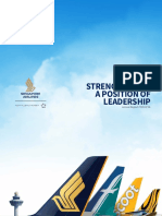 Singapore Airlines 2015/16 Annual Report