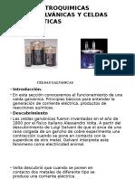 Diapositivas de Celdas Galvanicas