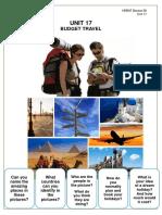 Unit 17 Budget Travel Final2