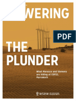 Powering the Plunder (2016)