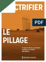 Electrifier le Pillage (2016)