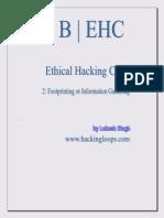 FootPrinting or Information Gathering.pdf