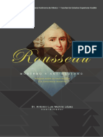 Rousseau Moderno y Antimoderno