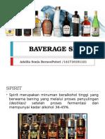 Baverage Spirit