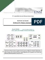 Circuit Analogique