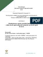 Metodologie 2015 - Ape Imbuteliate