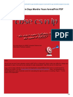 Cbsecsnip.in-code for Finding Age in Days Months Years FormatPrint PDF