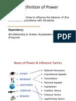 1)Conflict Power Politics - Share PK