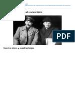 Stalin Del Marxismo Alnbsprevisionismo