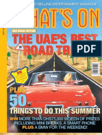 What's On | June 2010 | Abu Dhabi