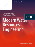 Modern Water Resources Engineering [2014]