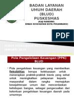 Persiapan Puskesmas Menuju Status Blud Utk Kota Pekanbaru Jan 2016