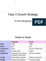 Faze 3 Growth Strategy