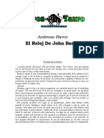 Bierce, Ambrose - El Reloj De John Bartine.doc