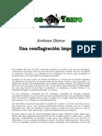 Bierce, Ambrose - Una Conflagracion Imperfecta.doc