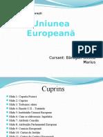 Proiect Formator Parlamentul European