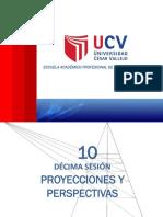 10 Proyecciones y Perpectivas
