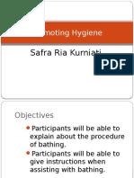 Promoting Hygiene