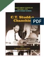 KVSS Ni 2016 - C.T. Studd-a Chanchin (Naupang)