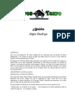 Budrys, Algis - Quien
