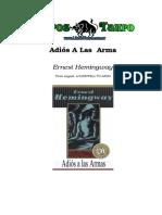 Hemingway, Ernest - Adios A Las Armas.doc