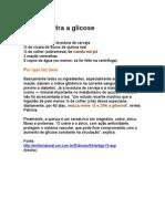 GOLES CONTRA A GLICOSE - SUCOS - CANELA - GLICEMIA - DIABETES