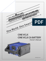 ATON BAUER Vclx Battery
