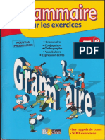 كتاب تعلم قواعد اللغة الفرنسية بالتمارين فقط و الذي يبدأ معك من الصفر La grammaire par les exercice.pdf
