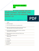 Wgu c181 Study Guide- Most Recent