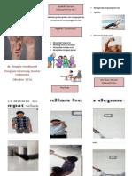 Leaflet Oa Print