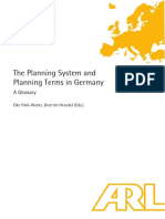 Planning System in Germany