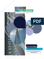 Manual de Instalação de Redes de Telecomunicações