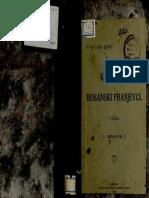 Kultura i Bosanski Franjevci