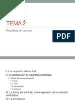 Tema 2 - Requisitos Del Contrato