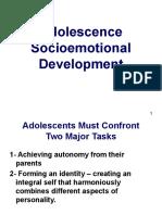 Socioemotional Development 112