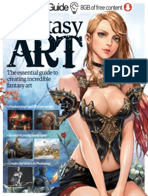 imaginefx presents fantasy art essentials pdf