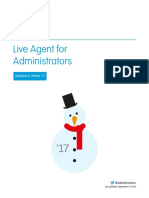 Live Agent Administrator