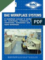 BAC Catalogue Blue 2010