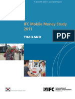 2011 Mobile Money Report Thailand
