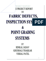 52291149 Fabric Defects and Point Grading System