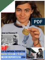 ¡Mola! #2 Ed. Especial Olimpiada (2014)