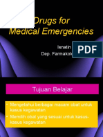 Drugs for Medical Emergencies 2012