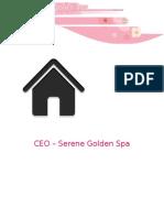 Serene Golden Spa - Bplan2