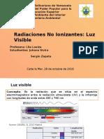 Presentación Luz Visible Sivira,Zapata