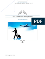 Tour Operations Management1