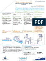 8 Exercitii Colana Lombara Boala Artrozica Incipienta