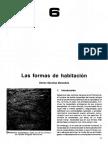 Las formas de habitación - Emma Sánchez Montañes