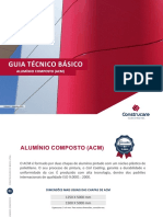 Manual Basico Acm Alumino Composto